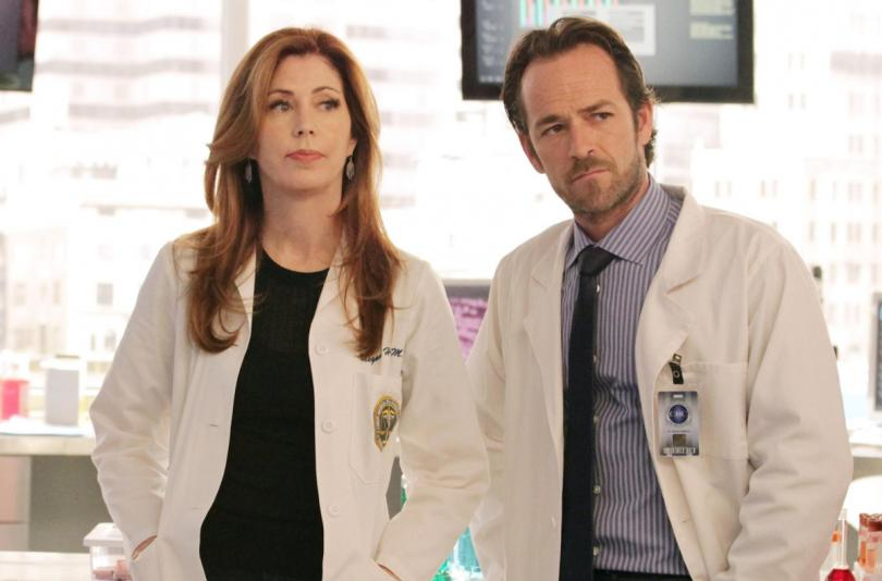 Luke perry dans body of proof