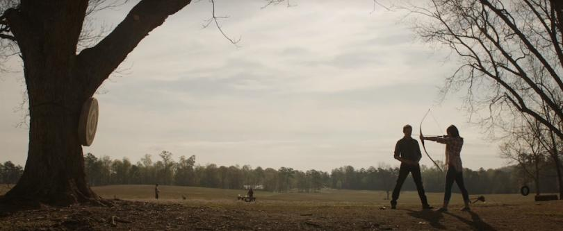 Avengers Clint Kate Bishop