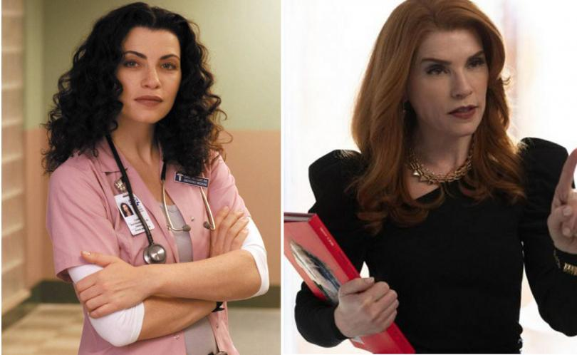 ER Julianna Margulies