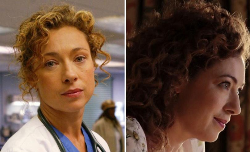 ER Alex Kingston