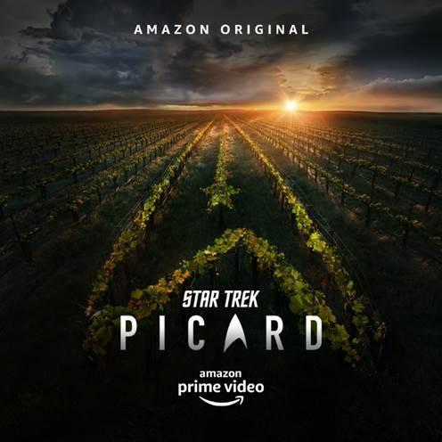 Déjà un premier trailer pour Star Trek : Picard sur Amazon