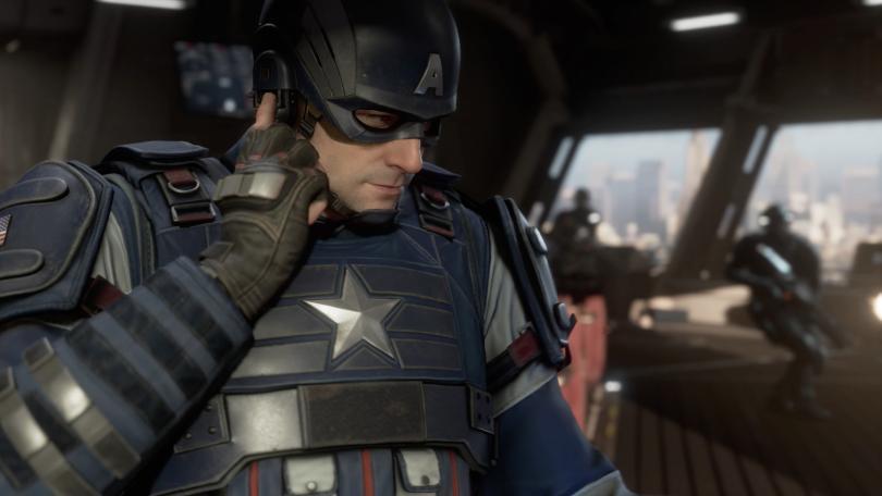 Pourquoi personne ne s'est posé la question — Marvel's Avengers