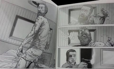 walking dead comics rick