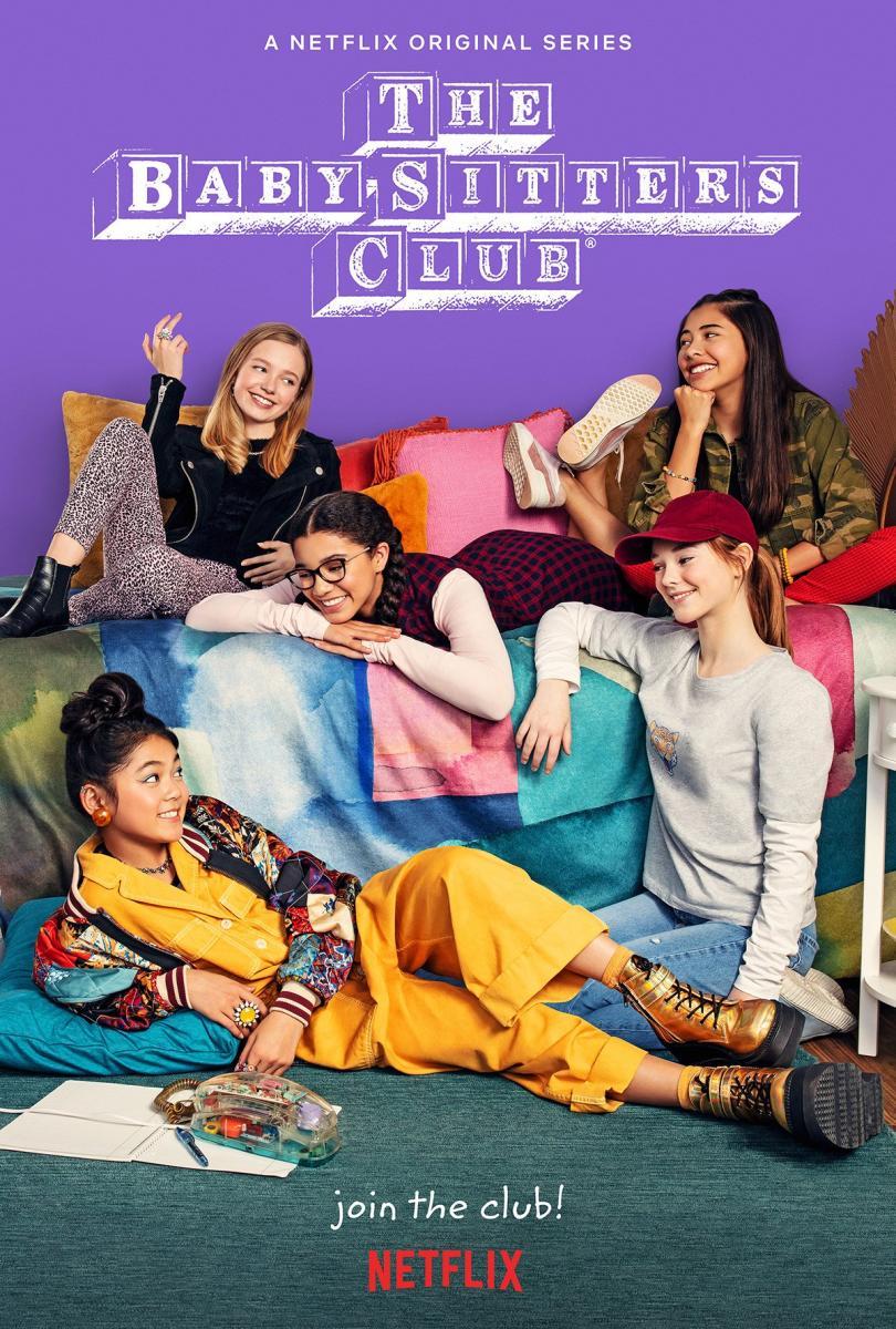 Premières infos sur l'adaptation de The Baby-Sitters Club ...