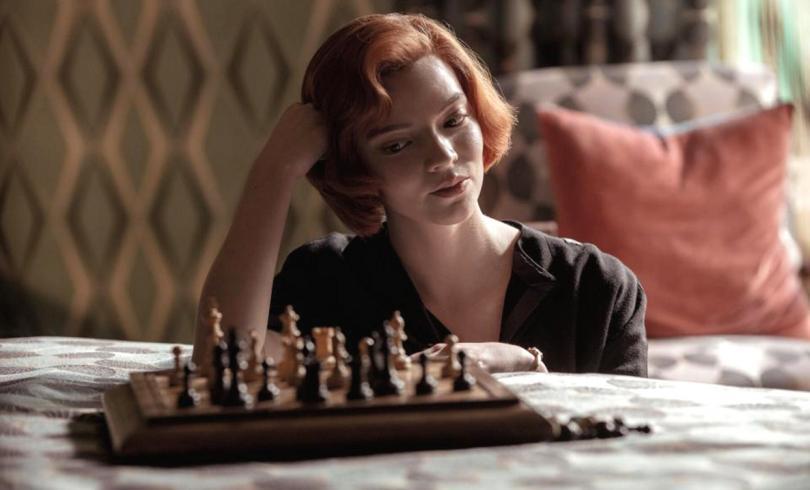Le Jeu de la Dame : les parties d'échecs sont-elles réalistes ?