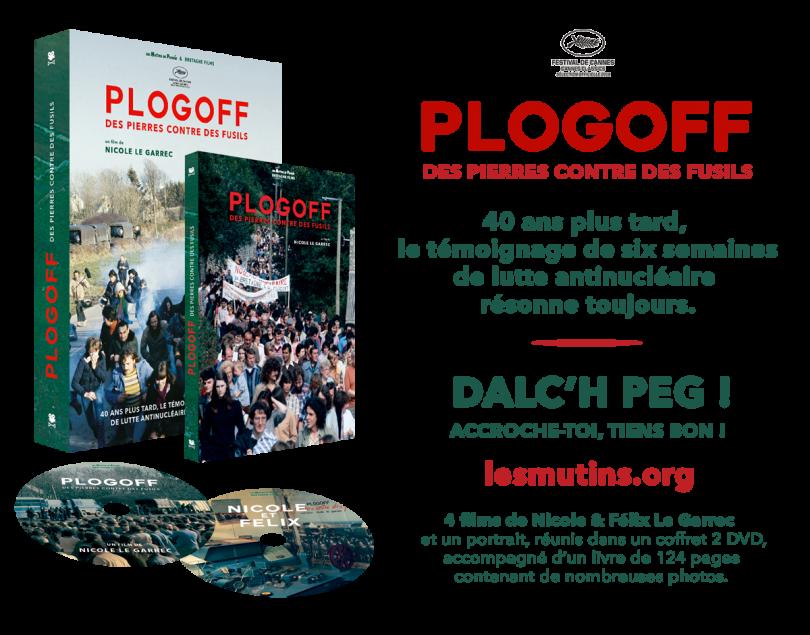Plogoff, stones against guns