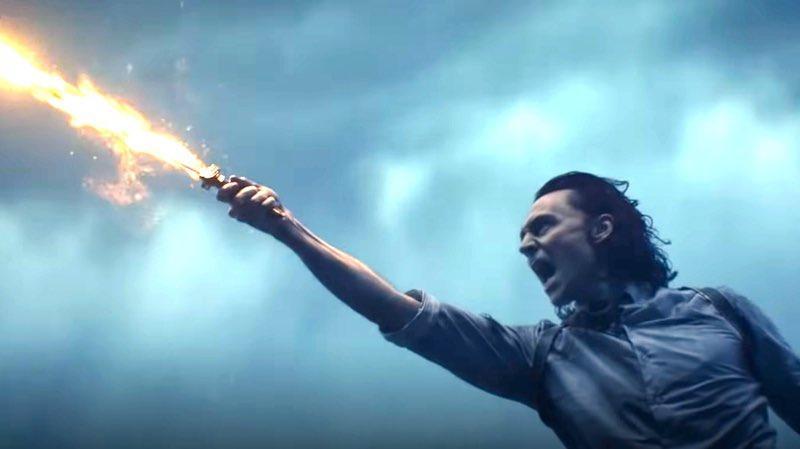 Loki sword