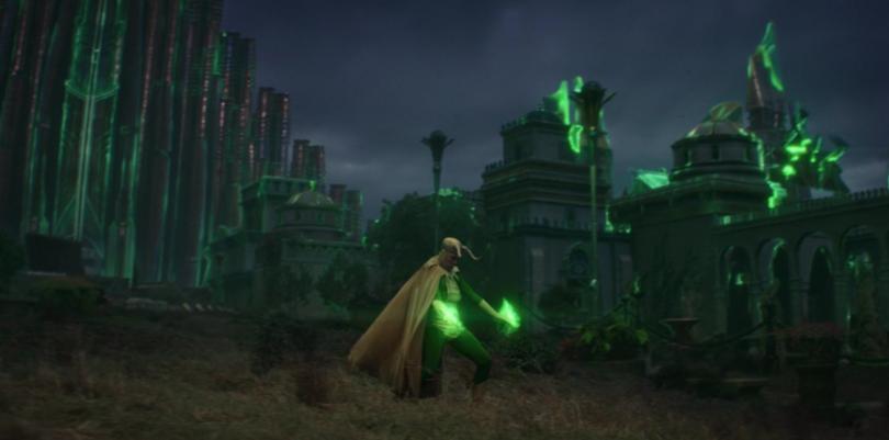 Loki powers