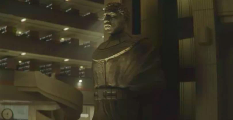 Loki Kang statue
