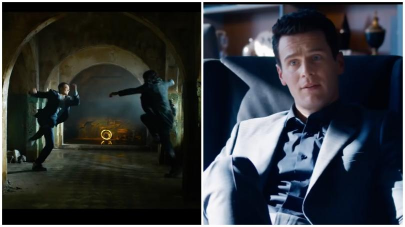 Matrix Resurrections: is Jonathan Groff the new Agent Smith?