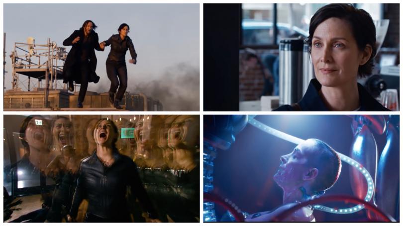 Matrix Resurrections: Trinity